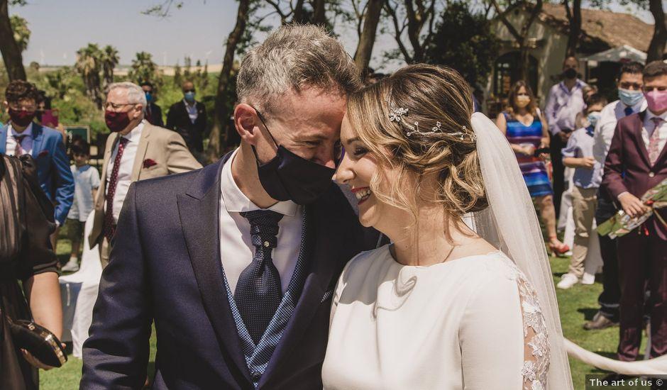 La boda de Francisco y Fanny en Jerez De La Frontera, Cádiz