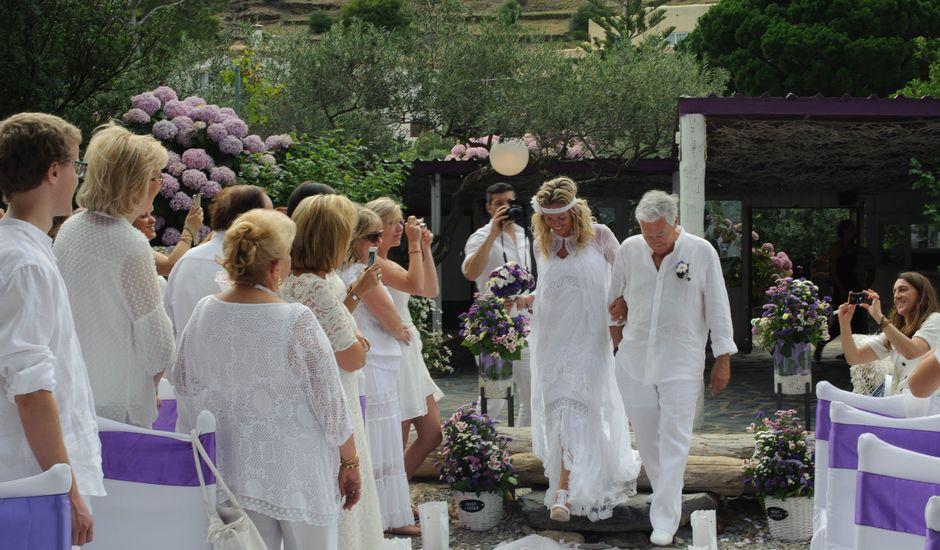 La boda de Miquel y Sonia en Roses, Girona