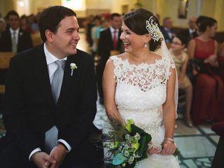 La boda de Ricardo y Stella