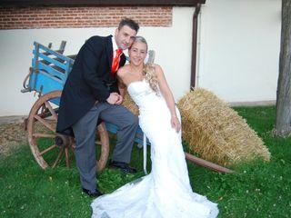 La boda de Abraham y Tamara