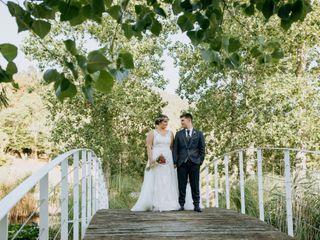 La boda de María y Eugenio