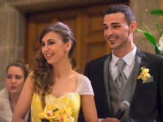La boda de Helena y Marc