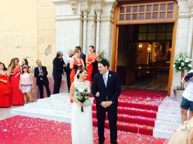 La boda de Stella y Ricardo en Cartagena, Murcia 6