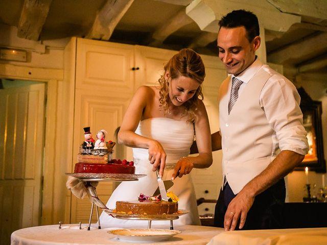 La boda de Naiara y Alberto