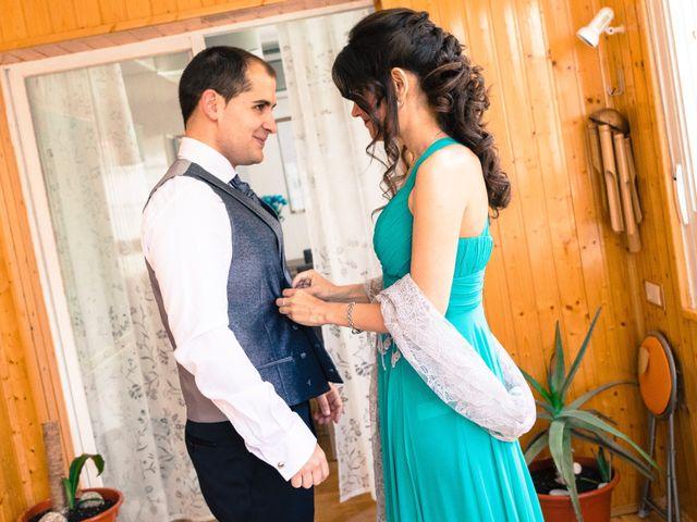 La boda de Carlos y Estefanía en Móstoles, Madrid 3