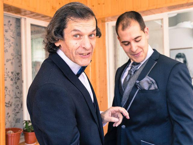 La boda de Carlos y Estefanía en Móstoles, Madrid 8