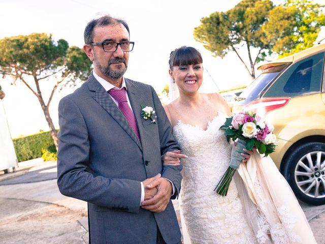 La boda de Carlos y Estefanía en Móstoles, Madrid 20
