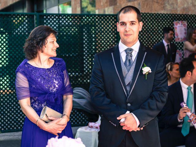 La boda de Carlos y Estefanía en Móstoles, Madrid 21