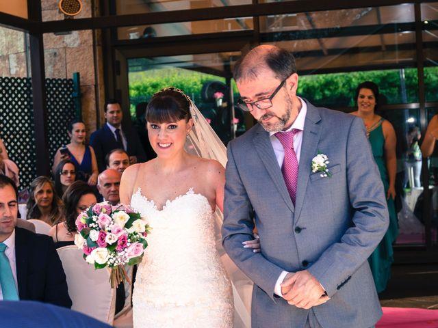 La boda de Carlos y Estefanía en Móstoles, Madrid 22