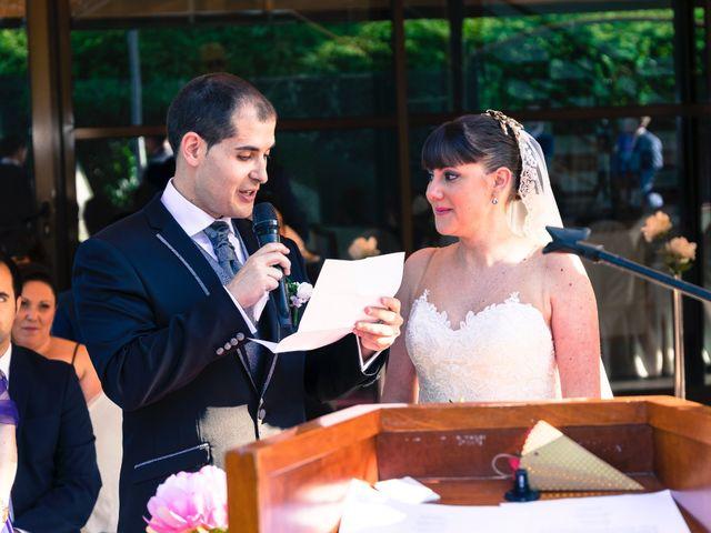 La boda de Carlos y Estefanía en Móstoles, Madrid 24