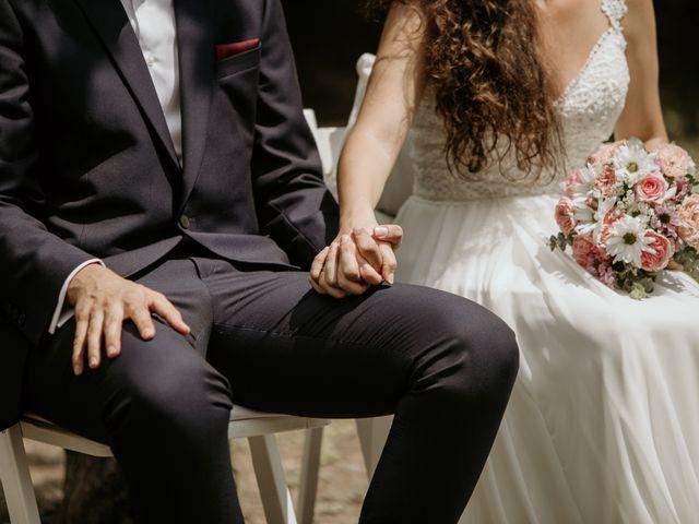 La boda de Efraín y Isabel en Badalona, Barcelona 21