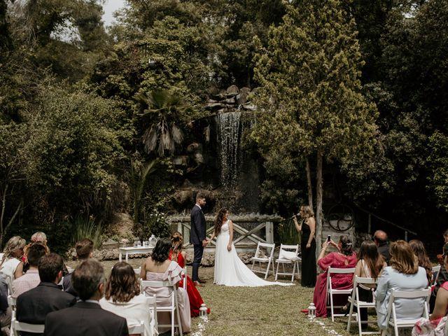La boda de Efraín y Isabel en Badalona, Barcelona 25