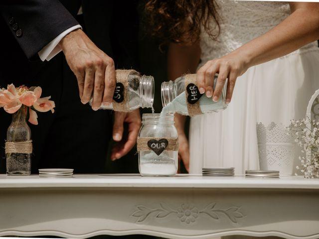 La boda de Efraín y Isabel en Badalona, Barcelona 26