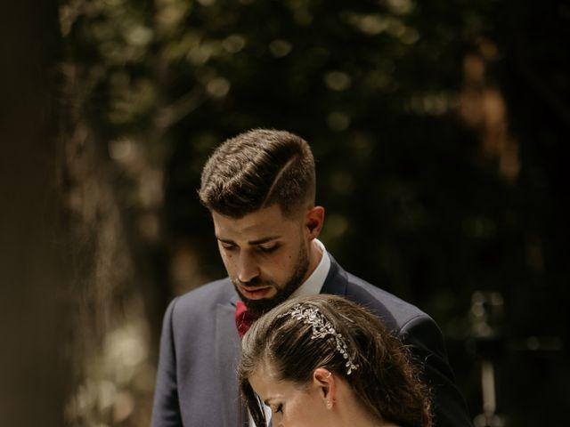 La boda de Efraín y Isabel en Badalona, Barcelona 27