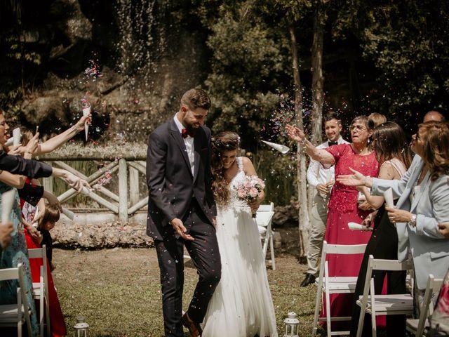 La boda de Efraín y Isabel en Badalona, Barcelona 31