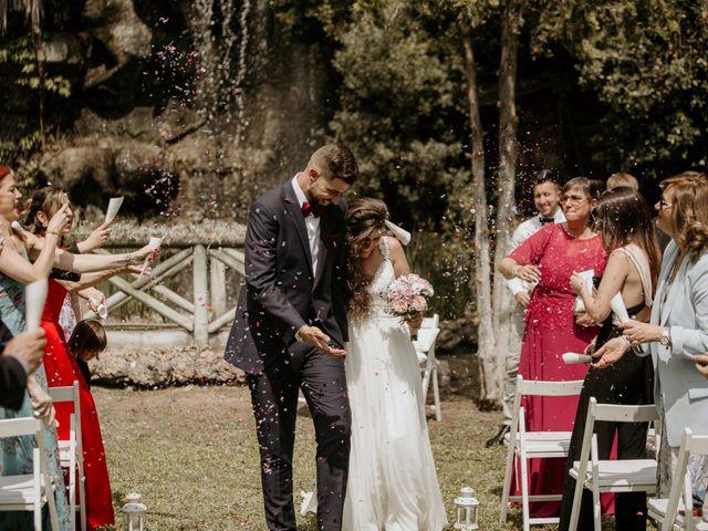 La boda de Efraín y Isabel en Badalona, Barcelona 32