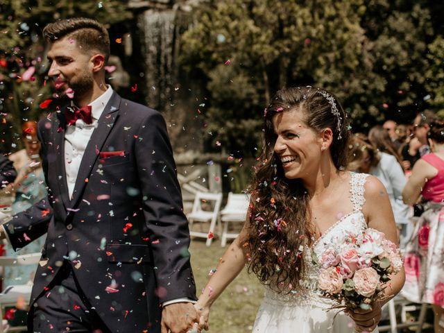 La boda de Efraín y Isabel en Badalona, Barcelona 33