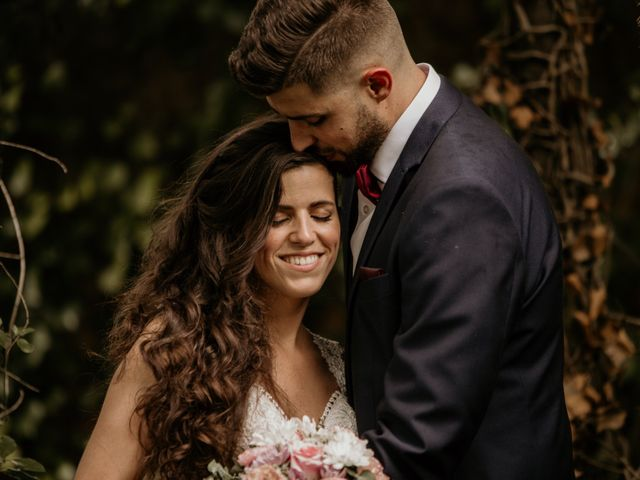 La boda de Isabel y Efraín