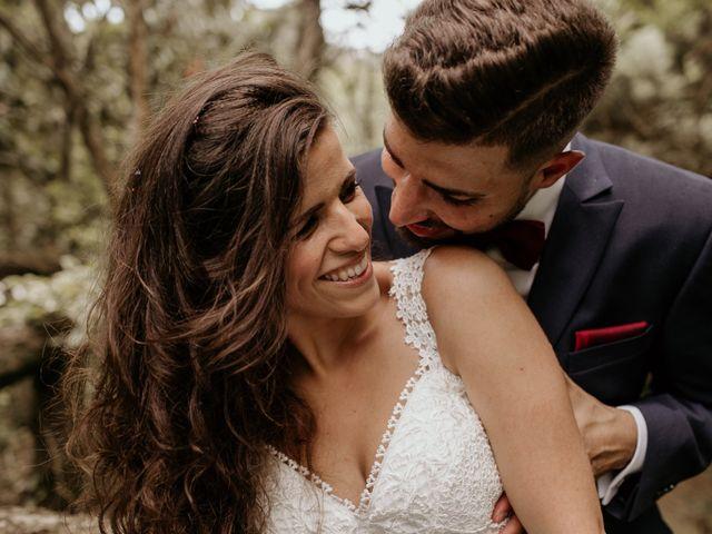 La boda de Efraín y Isabel en Badalona, Barcelona 36