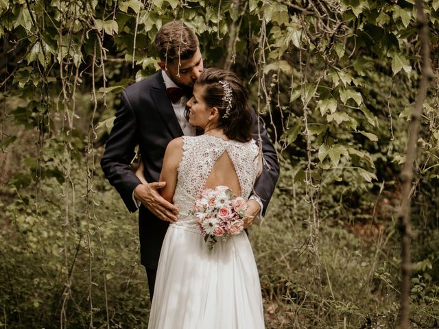La boda de Efraín y Isabel en Badalona, Barcelona 37