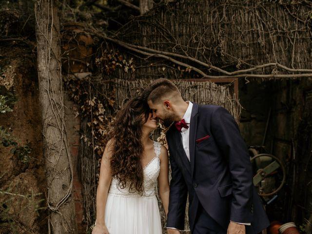La boda de Efraín y Isabel en Badalona, Barcelona 39