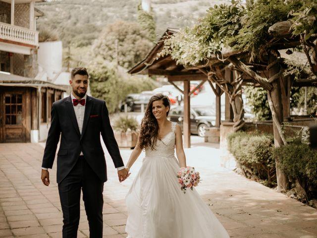 La boda de Efraín y Isabel en Badalona, Barcelona 41