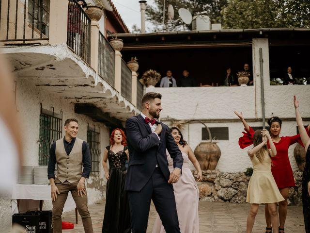 La boda de Efraín y Isabel en Badalona, Barcelona 47