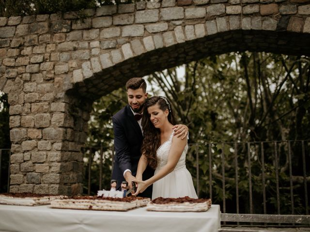La boda de Efraín y Isabel en Badalona, Barcelona 49