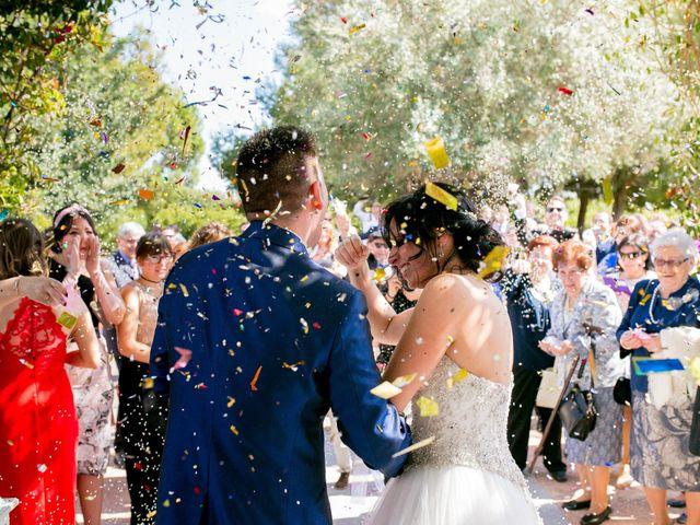 La boda de Alberto y Jacqueline en Catarroja, Valencia 3