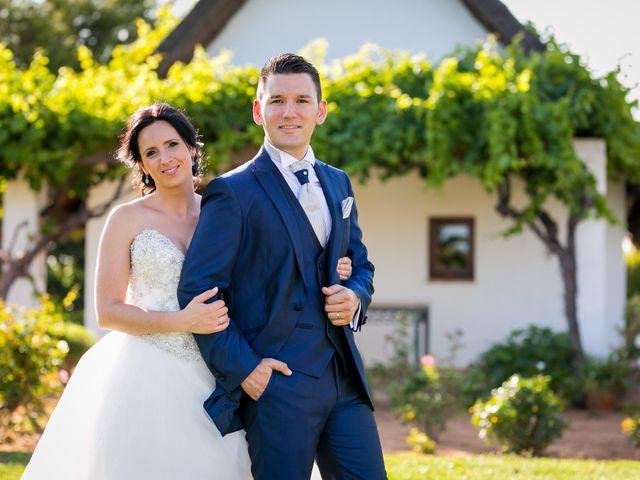 La boda de Jacqueline y Alberto