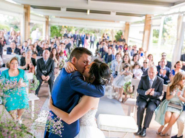 La boda de Alberto y Jacqueline en Catarroja, Valencia 4