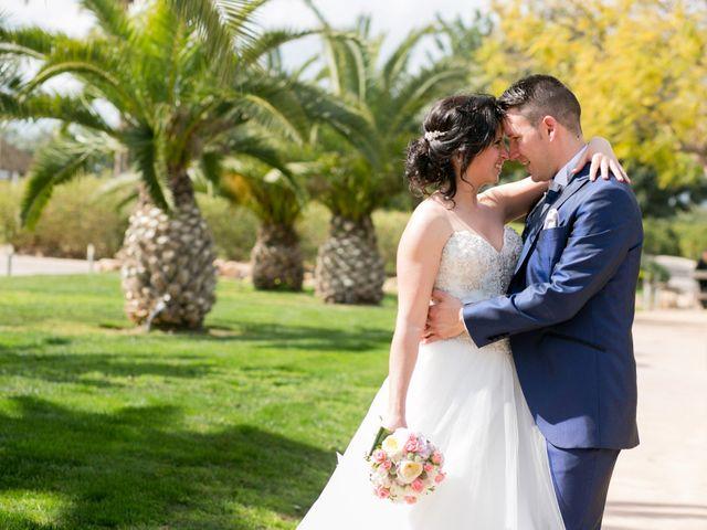 La boda de Alberto y Jacqueline en Catarroja, Valencia 5