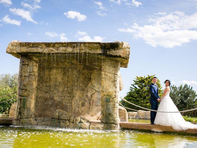 La boda de Alberto y Jacqueline en Catarroja, Valencia 6