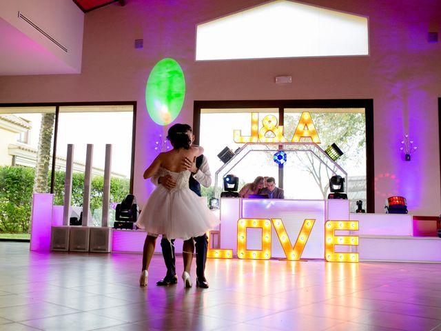La boda de Alberto y Jacqueline en Catarroja, Valencia 1