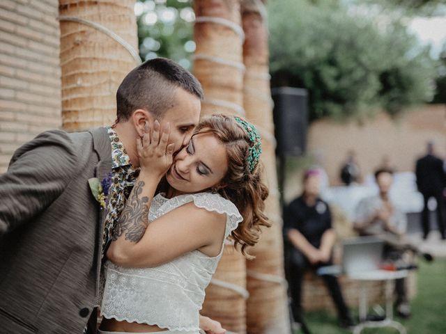 La boda de Pako y Elisa en Zaragoza, Zaragoza 16