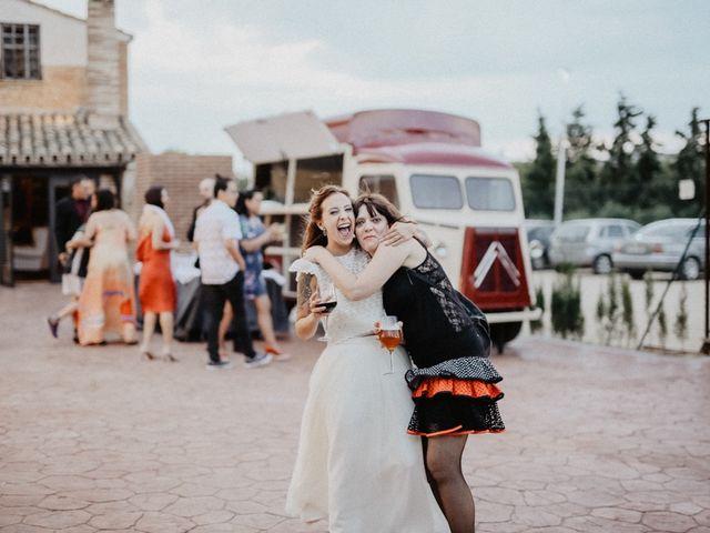 La boda de Pako y Elisa en Zaragoza, Zaragoza 21