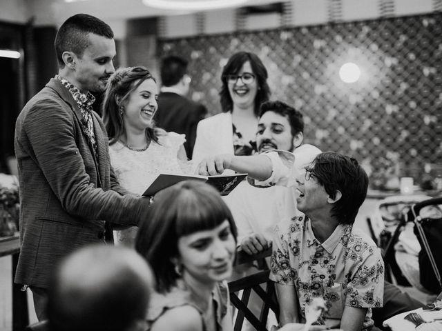 La boda de Pako y Elisa en Zaragoza, Zaragoza 28