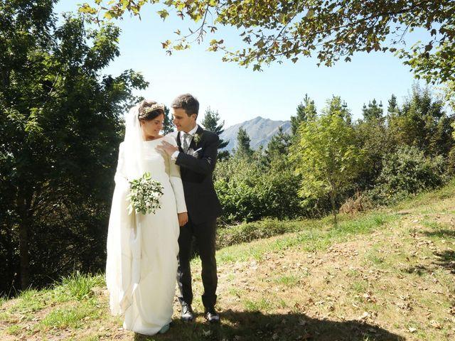 La boda de Ander y Marta en Zarautz, Guipúzcoa 17