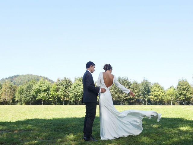 La boda de Ander y Marta en Zarautz, Guipúzcoa 19