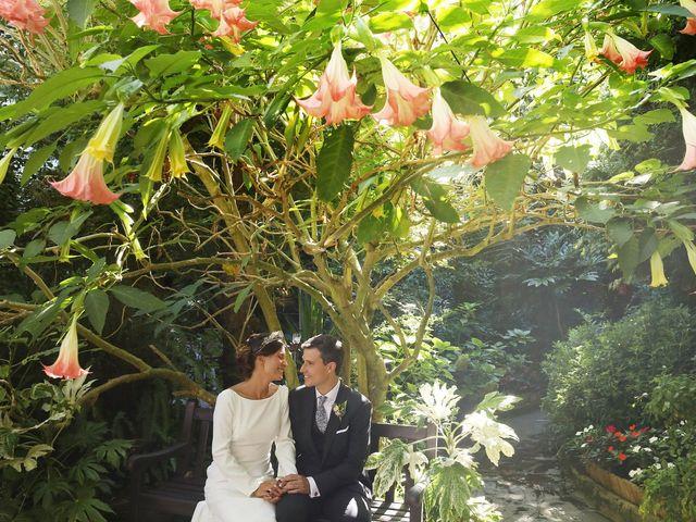 La boda de Marta y Ander