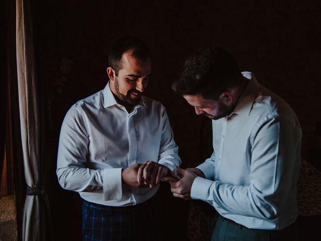 La boda de Diego y Andrea en A Baña, A Coruña 48