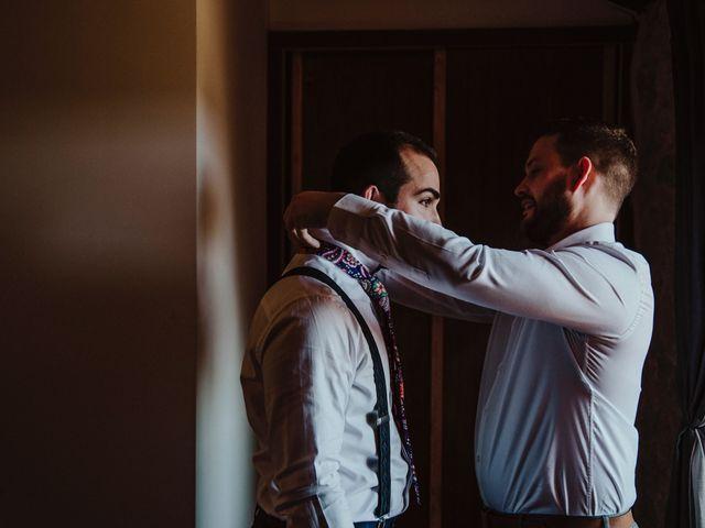 La boda de Diego y Andrea en A Baña, A Coruña 51