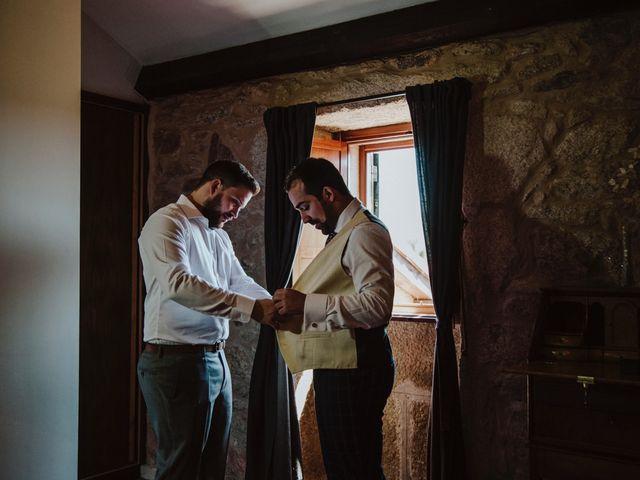 La boda de Diego y Andrea en A Baña, A Coruña 53
