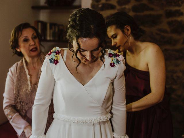 La boda de Diego y Andrea en A Baña, A Coruña 60