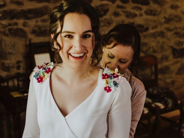 La boda de Diego y Andrea en A Baña, A Coruña 63