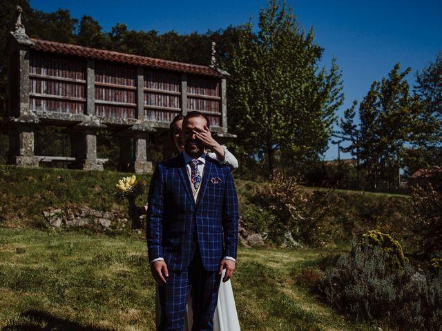 La boda de Diego y Andrea en A Baña, A Coruña 83