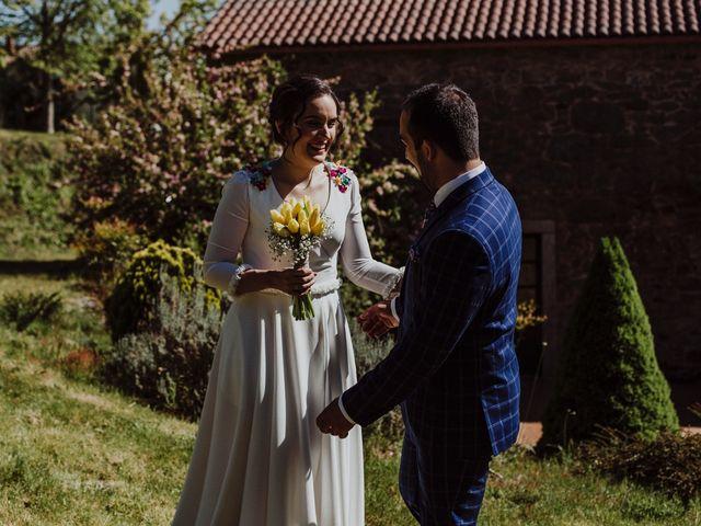 La boda de Diego y Andrea en A Baña, A Coruña 84