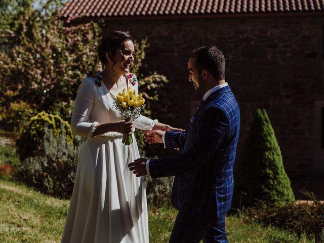 La boda de Diego y Andrea en A Baña, A Coruña 85