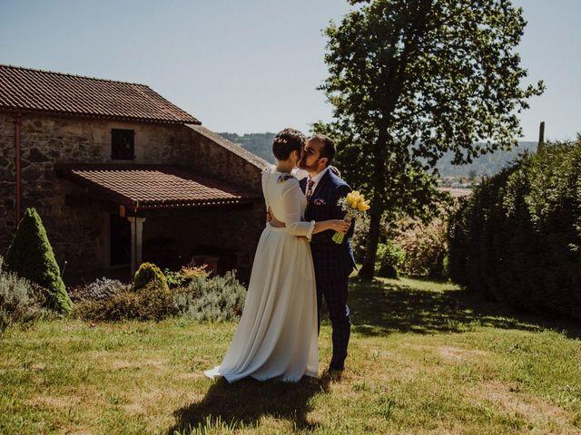 La boda de Diego y Andrea en A Baña, A Coruña 86