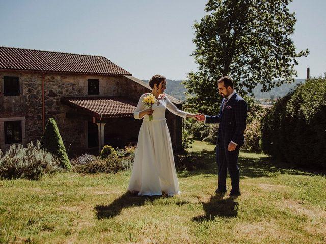 La boda de Diego y Andrea en A Baña, A Coruña 87
